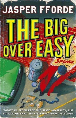 9780340835678: The Big Over Easy: Nursery Crime Adventures 1