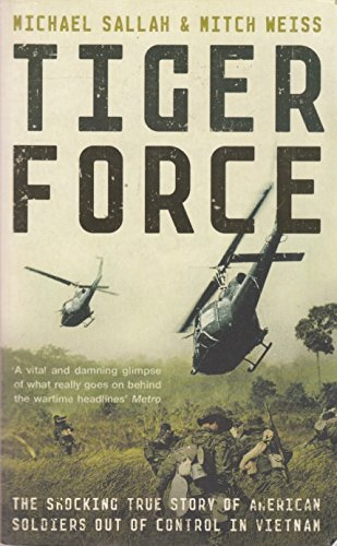 9780340837016: Tiger Force-Export Only
