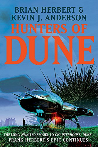 9780340837474: Hunters of Dune