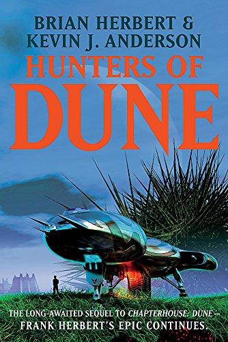 9780340837481: Hunters of Dune