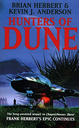 9780340837498: Hunters of Dune