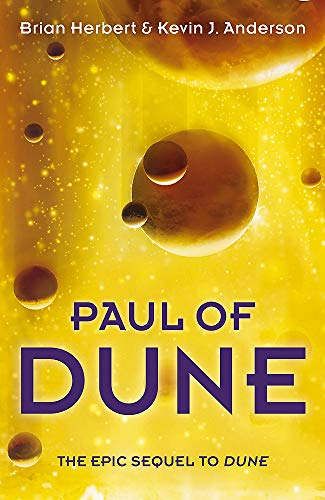 9780340837535: Paul of Dune (Legends of Dune)