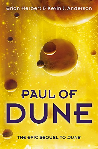 9780340837542: Paul of Dune (Legends of Dune)