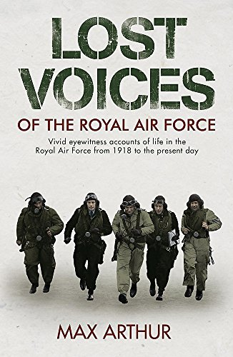 9780340838136: Lost Voices of The Royal Air Force