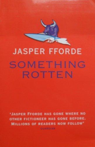 9780340838273: Something Rotten: Thursday Next Book 4