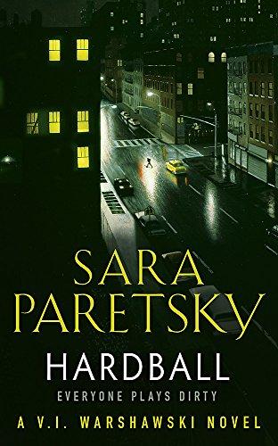 Hardball: Sara Paretsky
