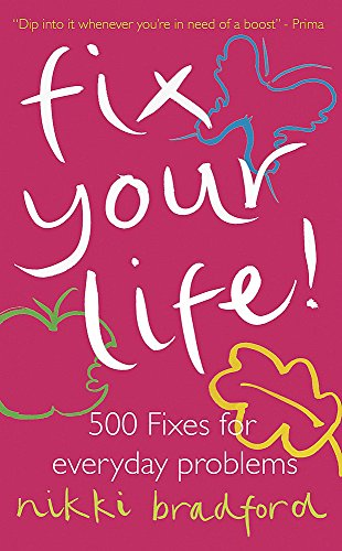 9780340840436: Fix Your Life!