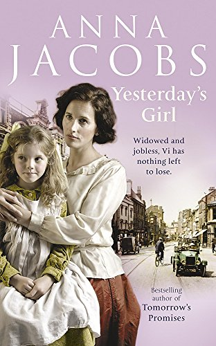Yesterday's Girl [Paperback] by Jacobs, Anna: Anna Jacobs