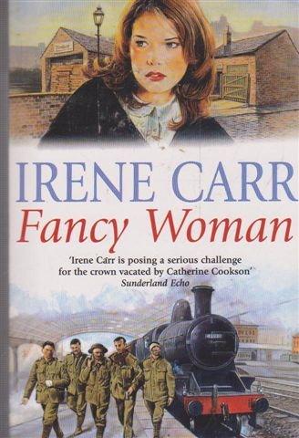 9780340841044: FANCY WOMAN.