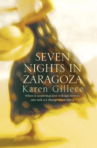 9780340841211: Seven Nights in Zaragoza