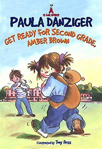 9780340841532: Get Ready for Second Grade, Amber Brown (A is for Amber)