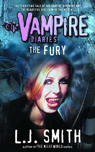 9780340843512: The Fury (Vampire Diaries)
