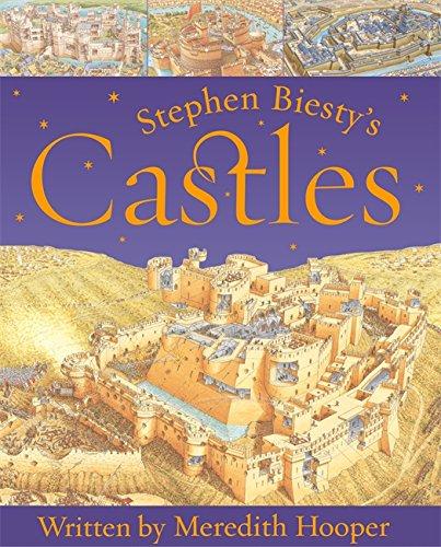 9780340844014: Stephen Biesty's Castles