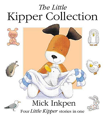 9780340844441: The Little Kipper Collection