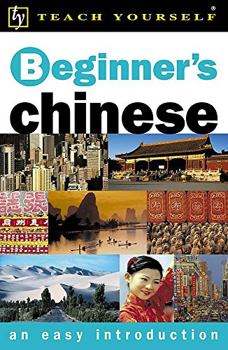 9780340844755: Beginner's Chinese (Teach Yourself Languages)