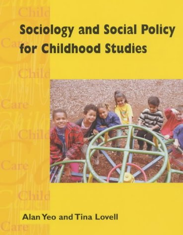 9780340844939: Sociology & Social Policy for the Early Years 2ED (Child care topic books)