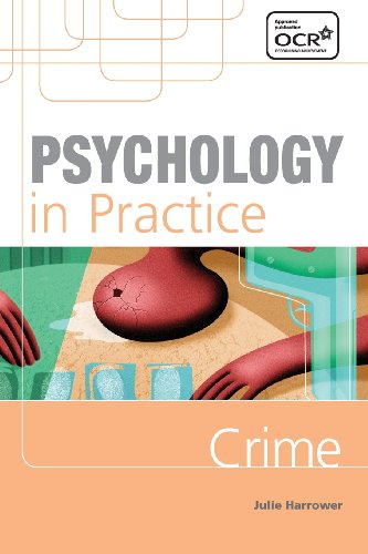 9780340844977: Psychology in Practice: Crime