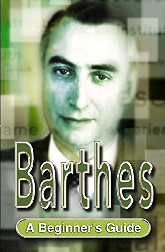 9780340844991: Barthes: A Beginner's Guide