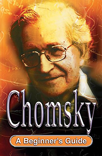 9780340845004: Chomsky (Headway Guides for Beginners Great Lives Series)