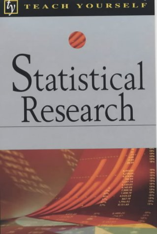 9780340845172: Teach Yourself Statistical Research