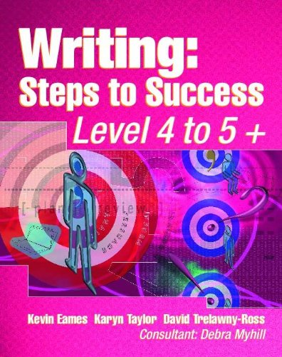 9780340845196: Writing: Level 4 to 5+: Steps to Success (Writing steps to success)