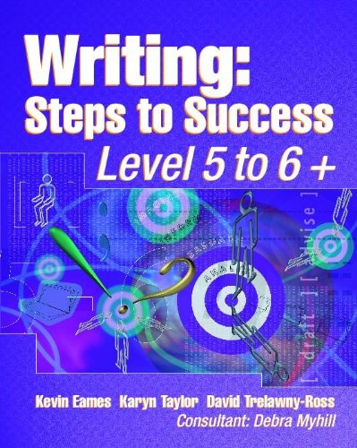 9780340845202: Writing: Level 5 to 6+: Steps to Success (Writing steps to success)