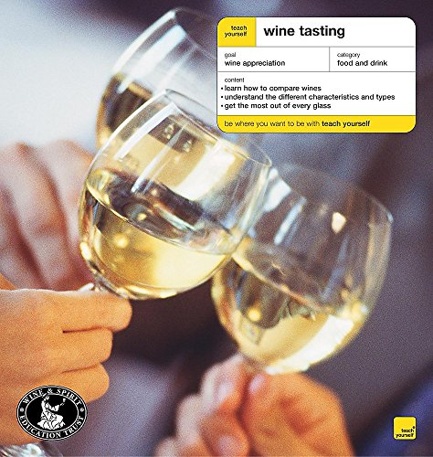 9780340845295: Wine Tasting (Teach Yourself)