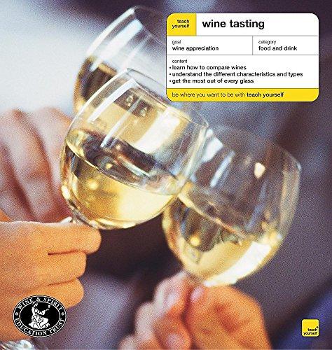 9780340845295: Teach Yourself Wine Tasting