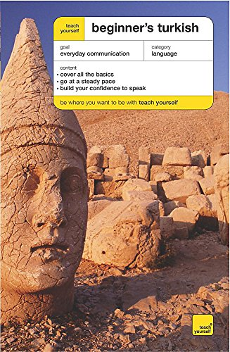 9780340845356: Teach Yourself Beginner's Turkish Book/CD Pack (Teach Yourself Languages)