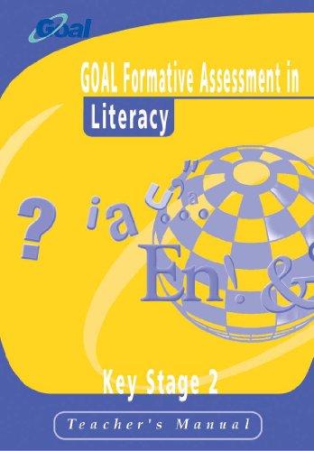 9780340845462: Goal Formative Assessment: Speciman set Key stage 2: Literacy (GOAL formative assessment in Key Stage 2)