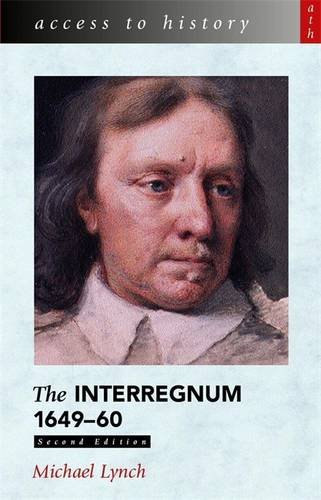 9780340845806: Interregnum 1649-60 (Access to History)