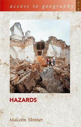 9780340846360: Hazards (Access to Geography)