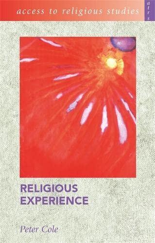 9780340846841: Religious Experience