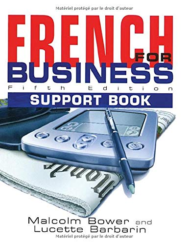 9780340846926: French for Business: STUDENTS BOOK, 5ED