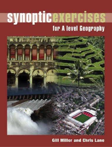 9780340847015: Synoptic Exercises for A Level Geography