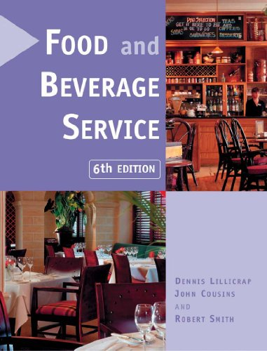 9780340847022: Food and Beverage Service 6th Edition