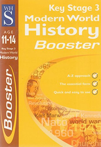Key Stage 3 History Booster (WHSmith subject boosters) (0340847271) by Martin, Dave