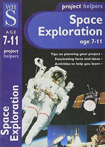 Wh Smith Project Helpers: Space Exploration: David Wright