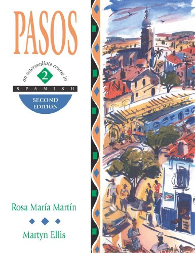 9780340847497: Pasos: Student's Book Level 2: An Intermediate Spanish Course