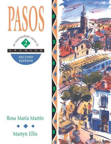 9780340847510: Pasos: Activity Book v.2: An Intermediate Spanish Course