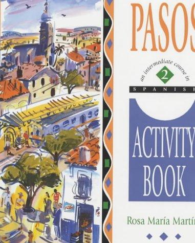 9780340847510: Pasos 2: An Intermediate Spanish Course: Activity Book Vol 2