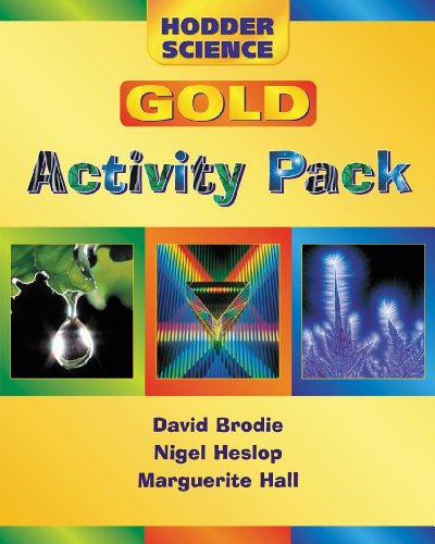 9780340848302: Hodder Science Gold Activity Pack