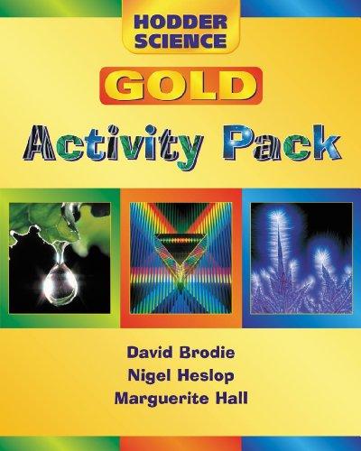 9780340848302: Hodder Science Gold Activity Pack