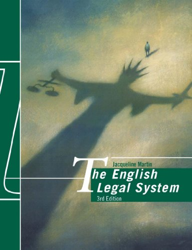 9780340848548: The English Legal System