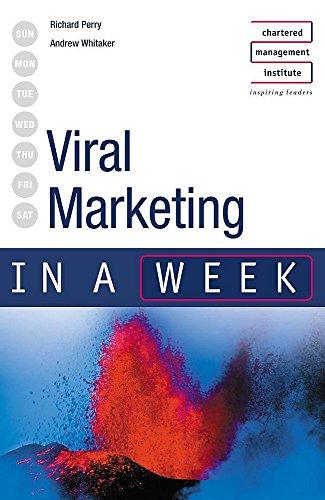 9780340849040: Viral Marketing in a Week