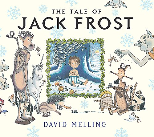 9780340852002: The Tale of Jack Frost