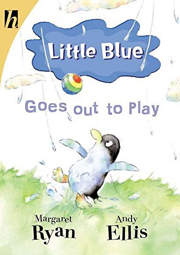 9780340852125: Little Blue Goes Out To Play