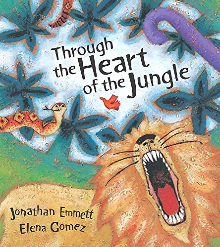 9780340854396: Through The Heart Of The Jungle