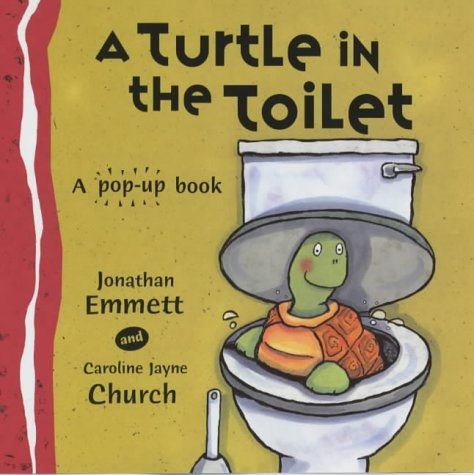 9780340854587: Turtle In The Toilet