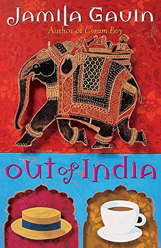 9780340854624: Out Of India: An Anglo-Indian Childhood